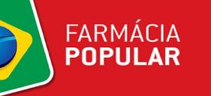 """COMUNICADO """"PROGRAMA AQUI TEM FARMACIA POPULAR"""""""
