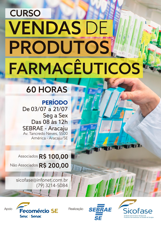 Curso de Vendas de Produtos Farmacêuticos