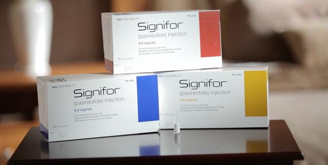 Medicamento Signifor obtém registro na Anvisa