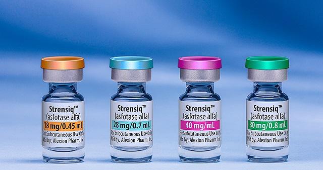 Aprovado o medicamento inédito Strensiq