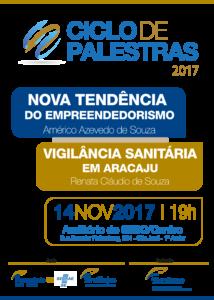 Ciclo de Palestras – 14/11