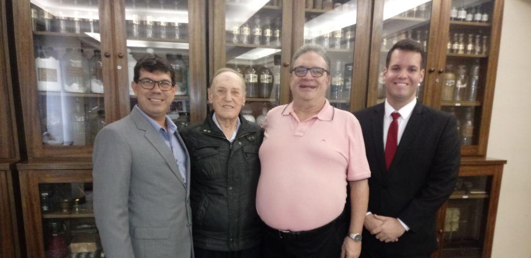 Membros do Sicofase visitam entidades de classe em São Paulo