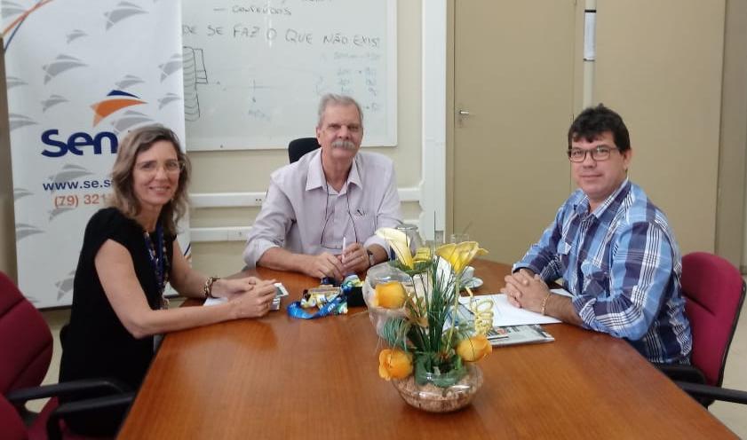 Sicofase e Senac firmam parceria de captação profissional