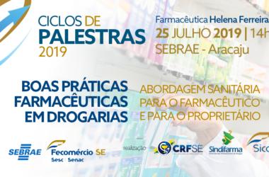 Ciclos de Palestras 2019