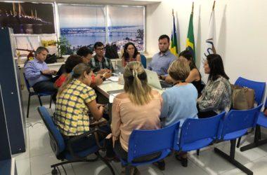 Reunião para Acordo Coletivo 2018-2019