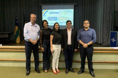 Palestra aborda adoção de boas práticas nas farmácias