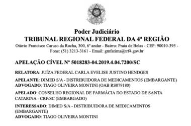 APELAÇÃO CÍVEL Nº 5018283-04.2019.4.04.7200/SC