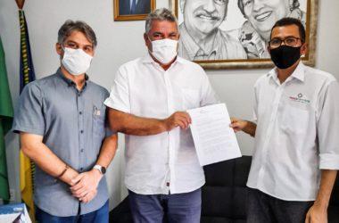 Sicofase oficia Prefeitura de Itaporanga D'Ajuda